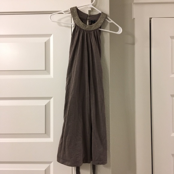 Banana Republic Factory Dresses & Skirts - Banana Republic Dress w/ Beaded Detail